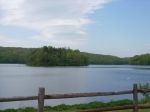 Keen Lake Campground, a privately owned and operated park just outsaide of Carbondale, PA.