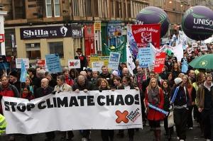 Stop Climate Choas